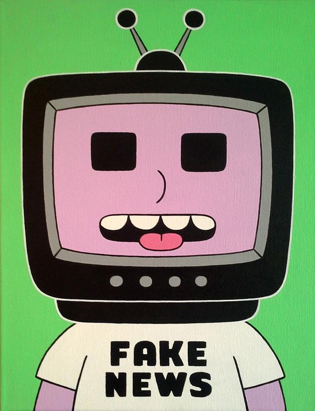 FakeNews web