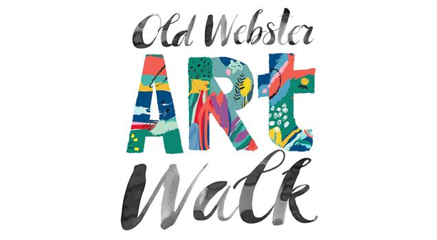 Old Webster Art Walk, Yo